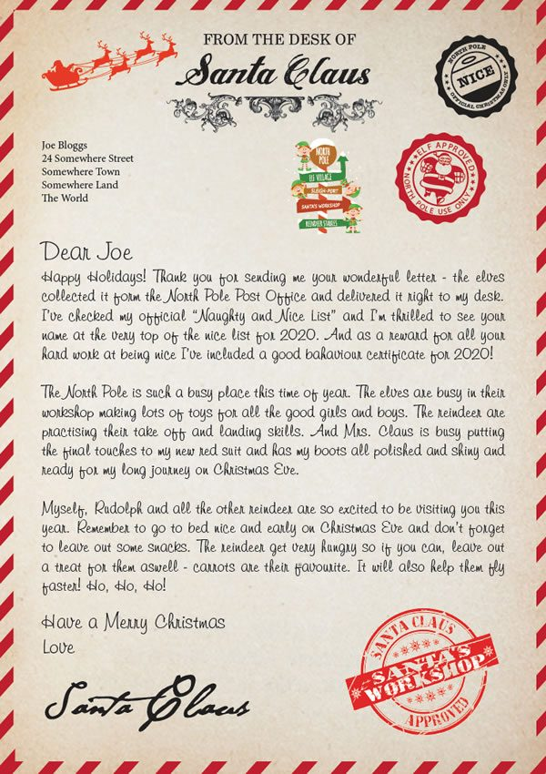Letter Design A Happy Holidays